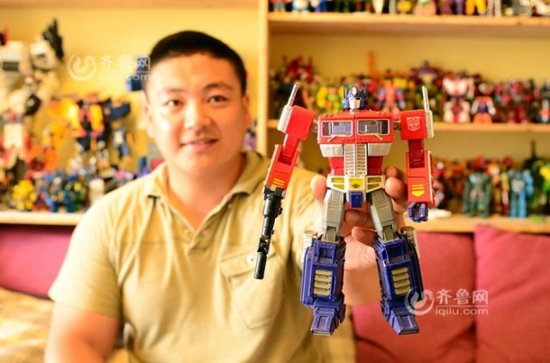 Zhang Wei Transformers Collection 3
