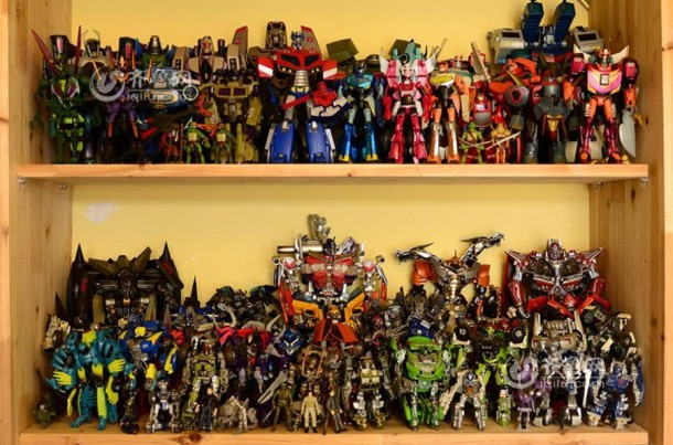 Zhang Wei Transformers Collection 6