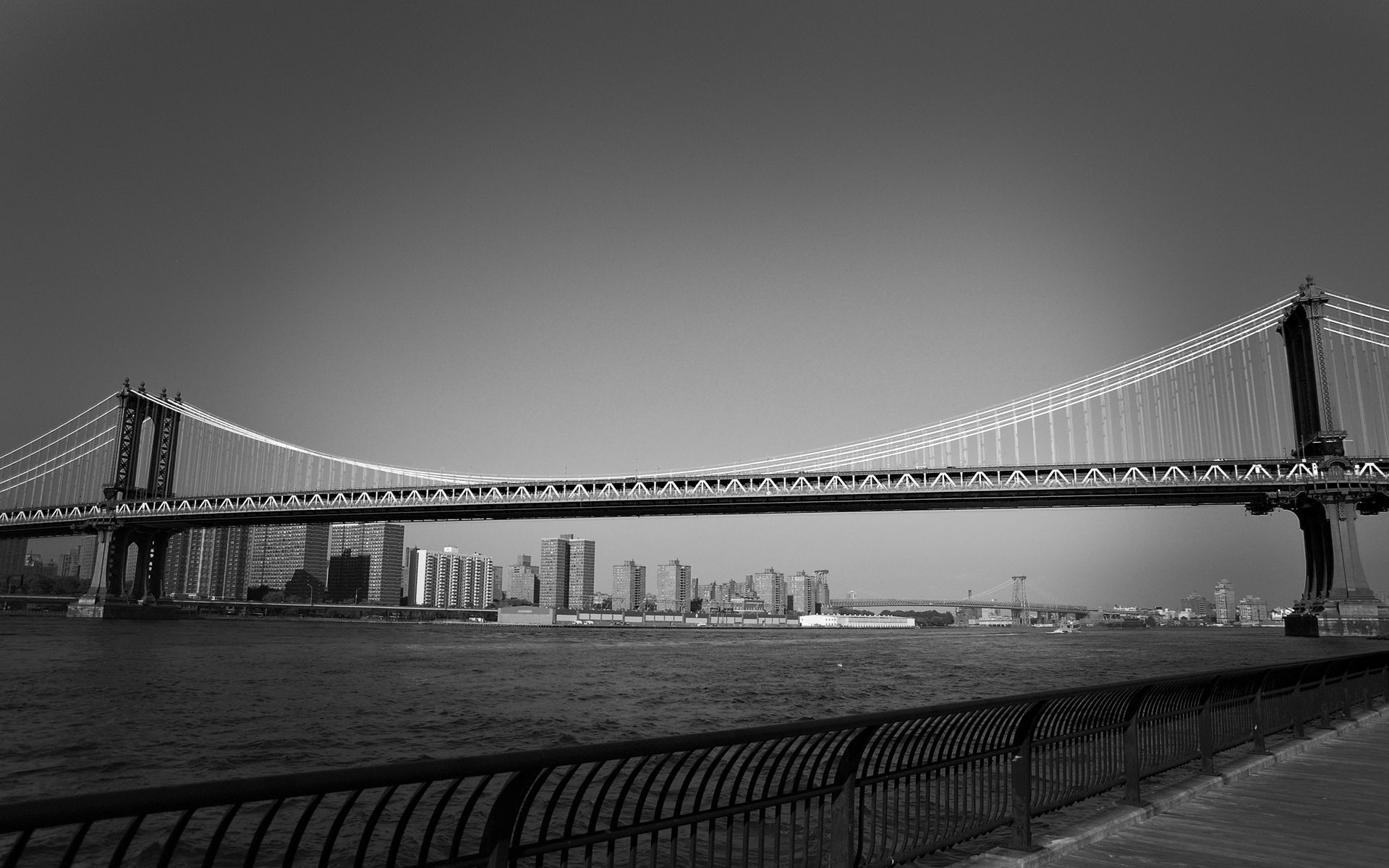 Bridge Wallpapers: 52 HD Black And White Wallpaper For Download
