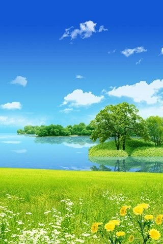 HD Phone Wallpapers lake view