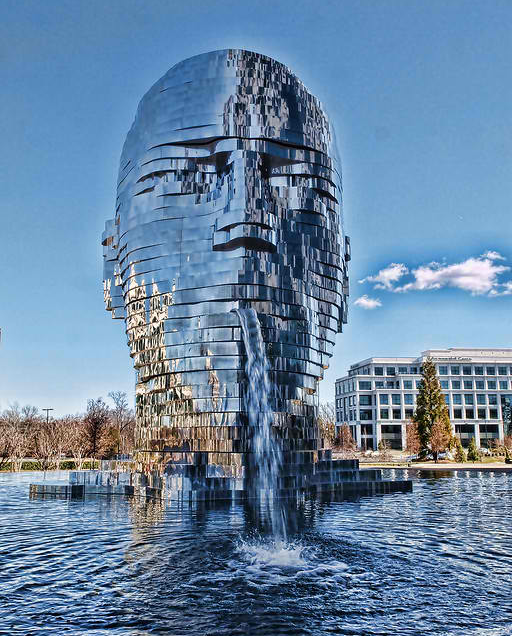 Metalmorphosis- Sculpture