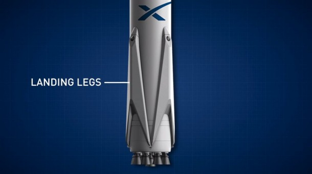 reusable rocket falcon 9 landing
