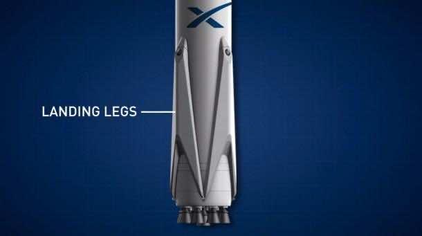 reusable rocket falcon 9 landing