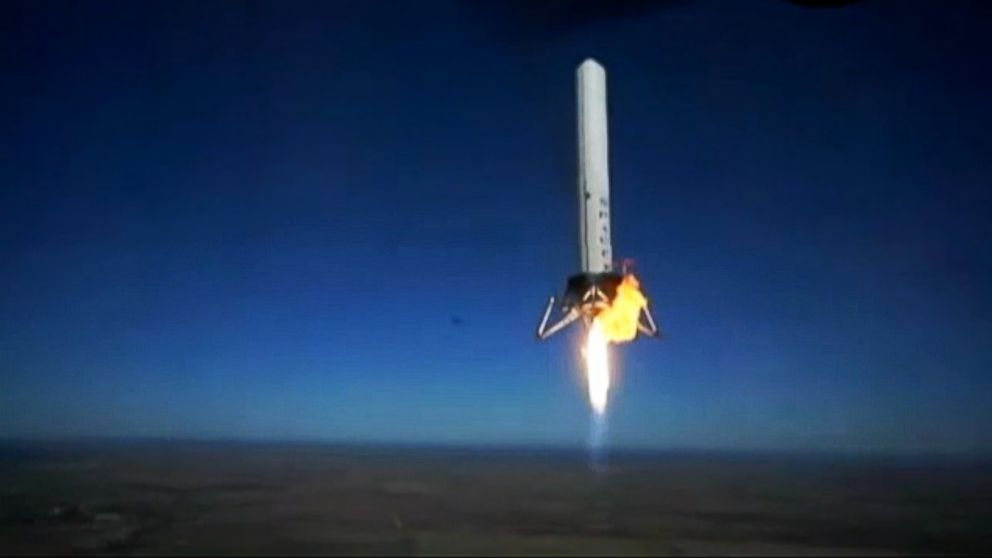 reusable rocket falcon 9 landing2