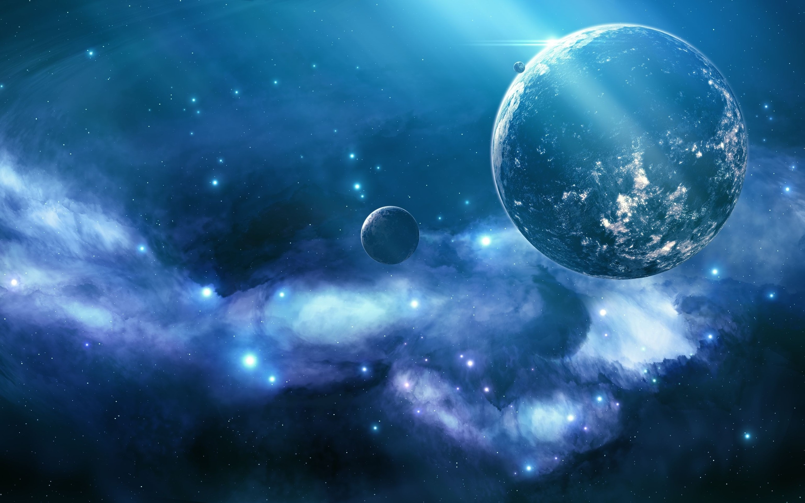 33 Free HD Universe Backgrounds For Desktops, Laptops and ...