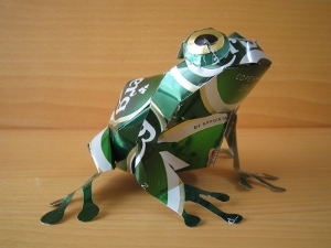 12.) Frog time.