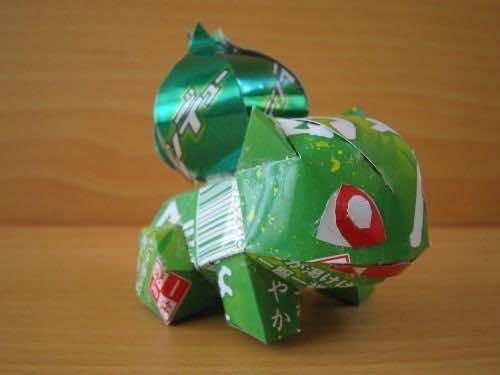 14.) Bulbasaur from Pokemon.
