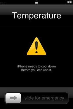 15. Protect the Phone from Extreme Temperature