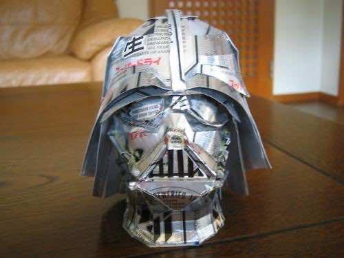 2.) Darth Vader from Star Wars.