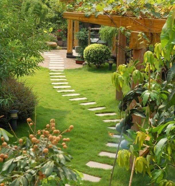 25 Garden Design Ideas For Your Home (3)