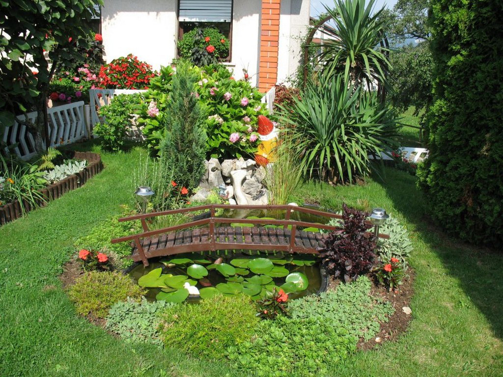25 garden design ideas for your home 9 home and garden design. beautiful ideas. Home Design Ideas