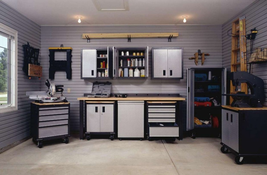 25 Garage Design Ideas For Your Home on Garage Decoration  id=91126