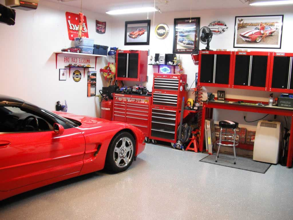 25 Garage Design Ideas For Your Home on Garage Decoration  id=27461