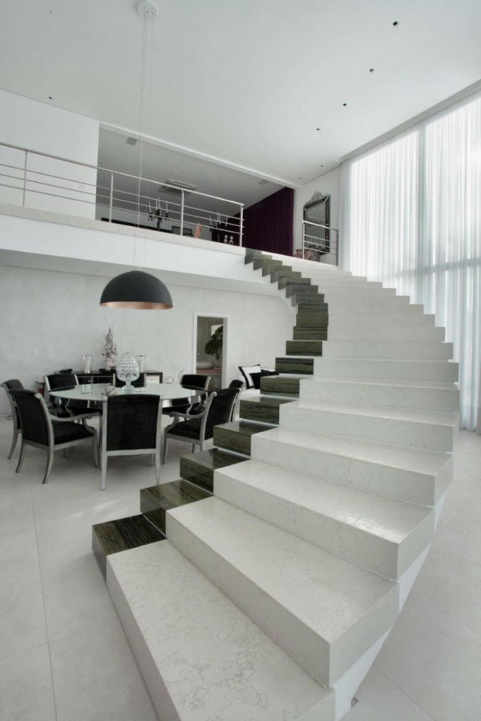 25 stair design ideas for your home for Ideas de interiores