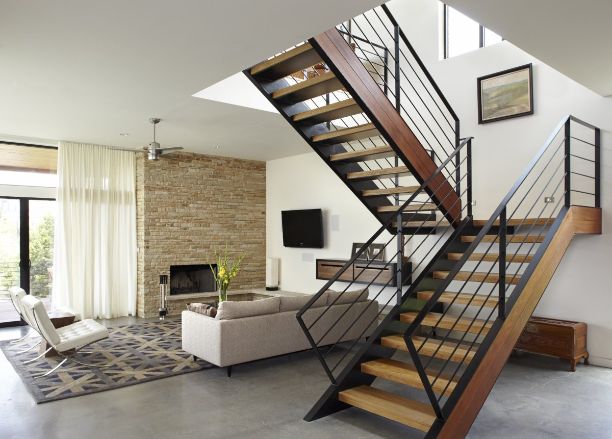 ... 25 Stair Design Ideas (23) ...
