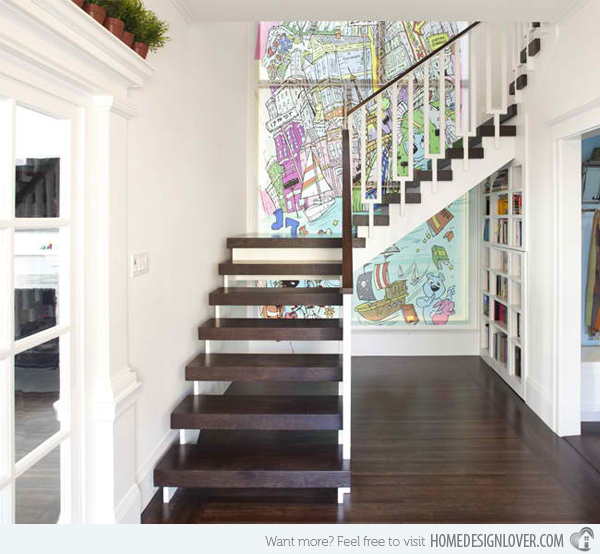 Home Design Ideas Videos: 25 Stair Design Ideas For Your Home