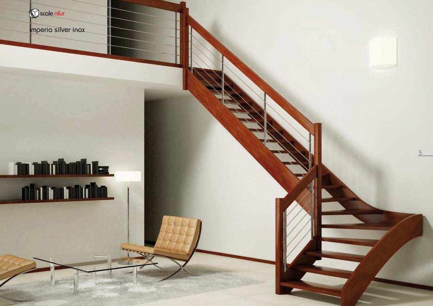 25 stair design ideas for your home for Design escalier interieur
