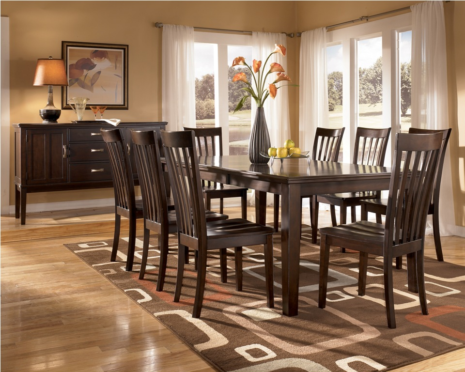 25 dining room ideas for your home. Black Bedroom Furniture Sets. Home Design Ideas