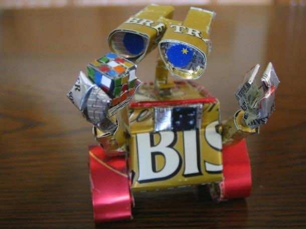 3.) Wall-E
