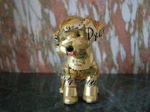 5.) A doggie.