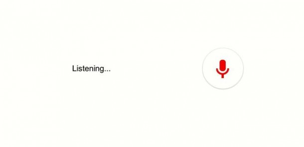 7. That Microphone icon