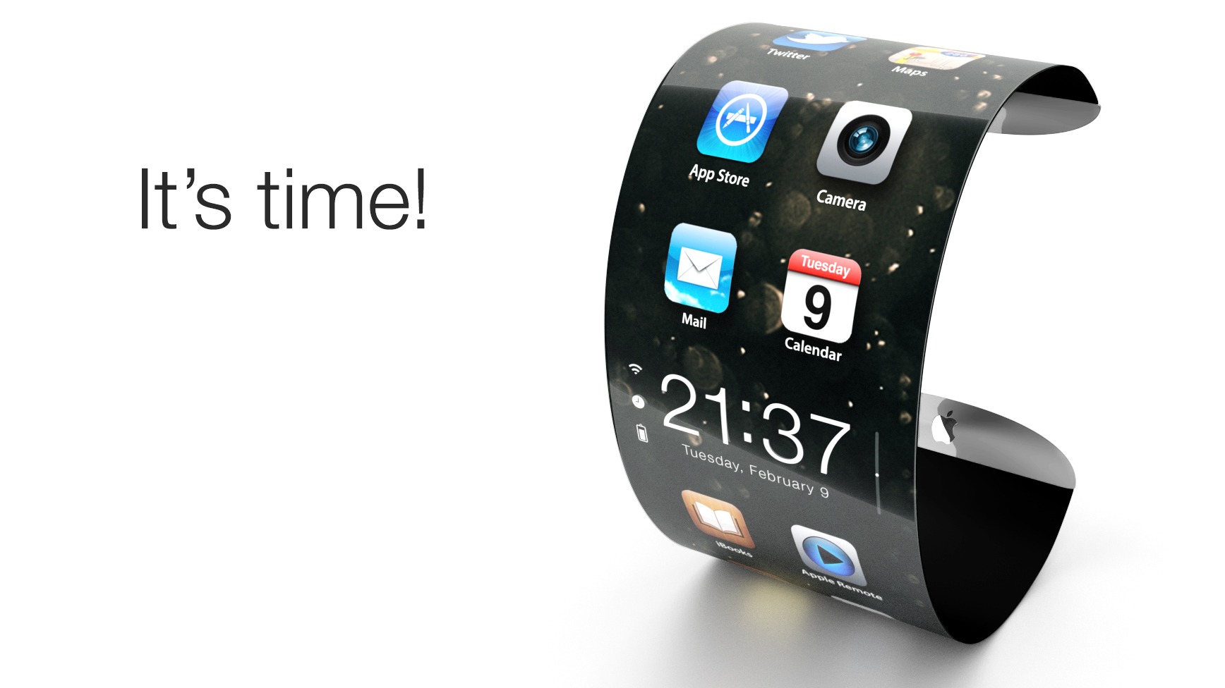ENGINEER ENERGY: the apple IWatch! Coming with the IPhone 6
