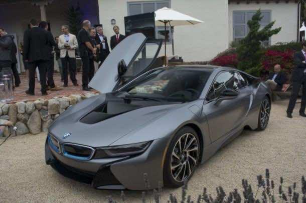 BMW i8 Sports Plug-in Concours d'Elegance Edition2