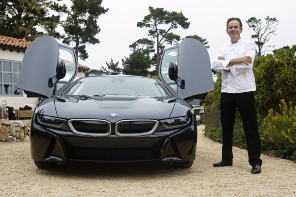 BMW i8 Sports Plug-in Concours d'Elegance Edition6
