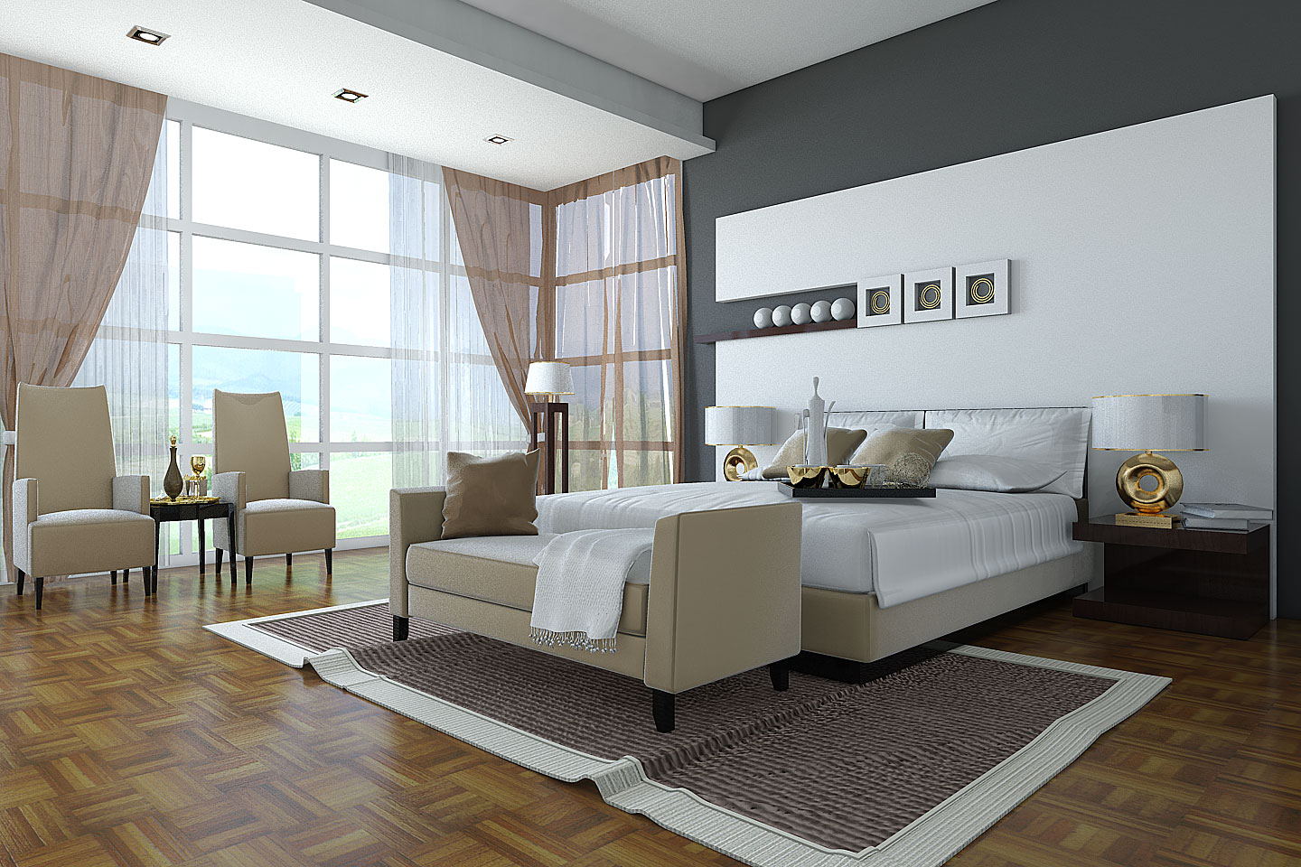 25 bedroom design ideas for your home - Home decor ideas bedroom ...