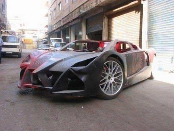 DIY Racing Supercar10
