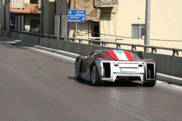 DIY Racing Supercar13