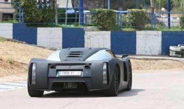DIY Racing Supercar14