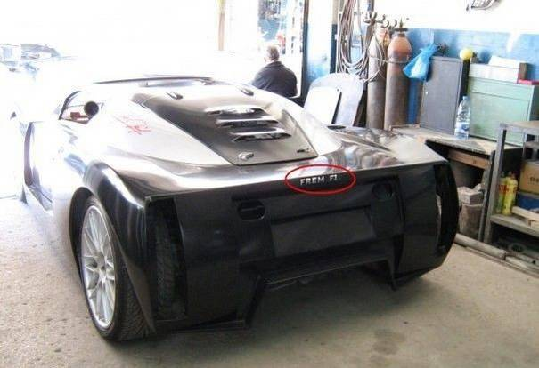 DIY Racing Supercar15