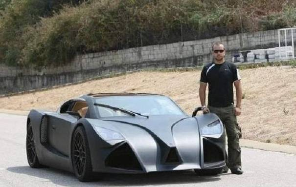 DIY Racing Supercar17