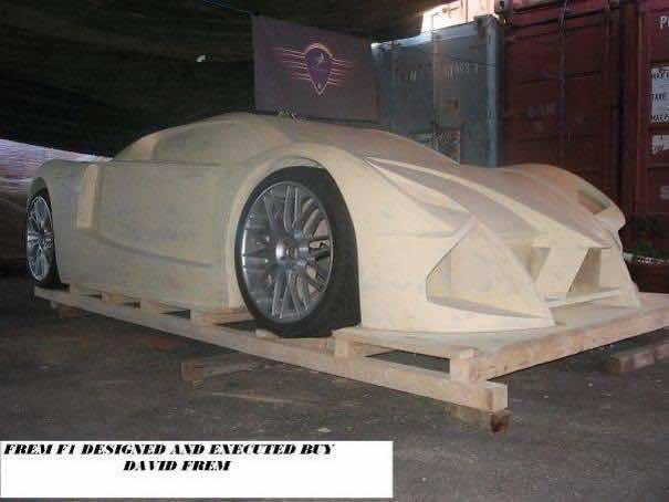 DIY Racing Supercar3