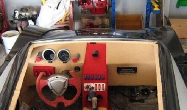 DIY Racing Supercar7
