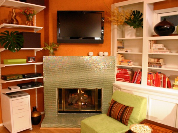 FIREPLACE DESIGN IDEAS (10)