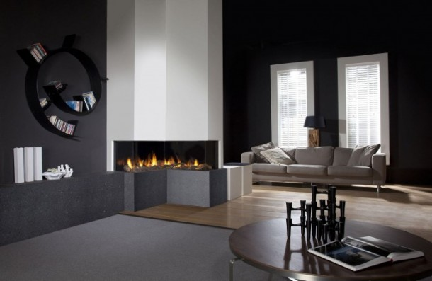 FIREPLACE DESIGN IDEAS (15)