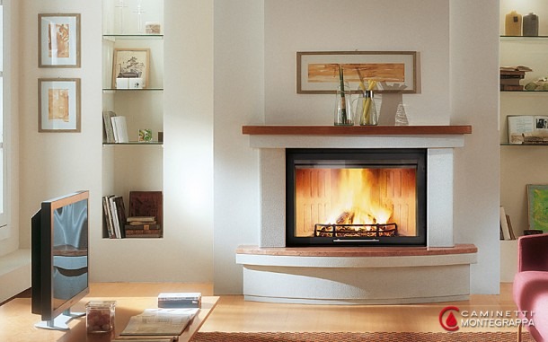 FIREPLACE DESIGN IDEAS (25)