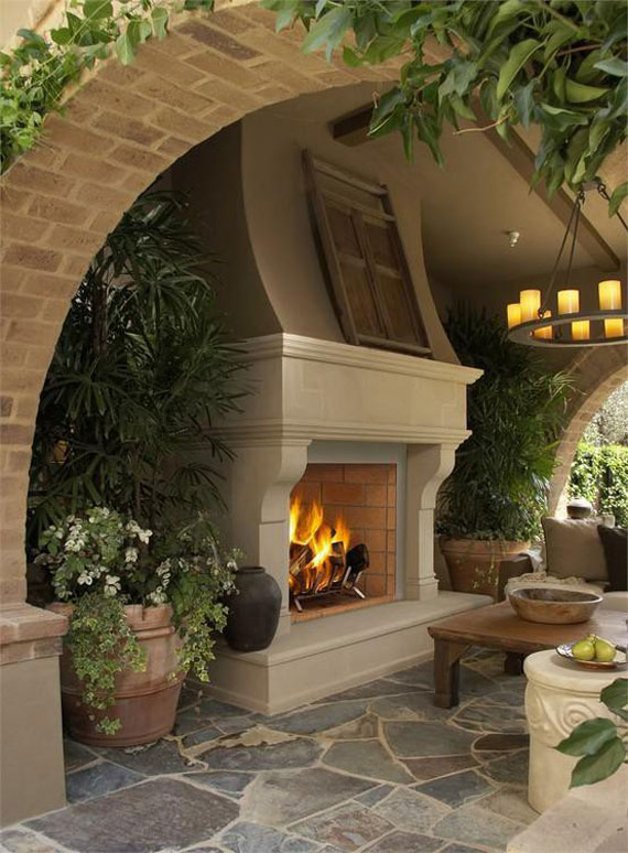 FIREPLACE DESIGN IDEAS (4)