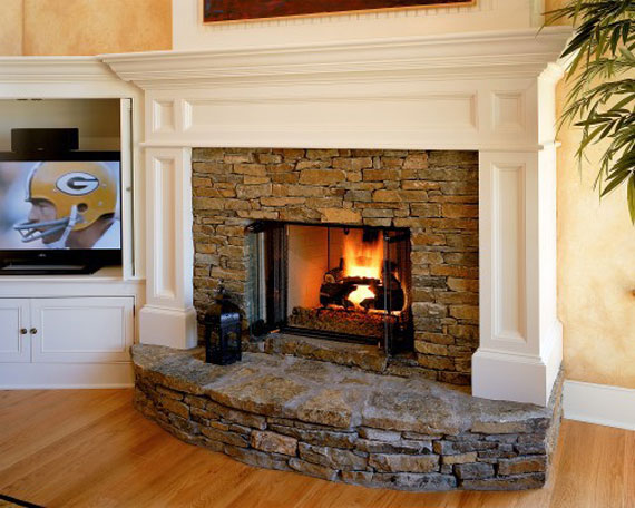 FIREPLACE DESIGN IDEAS (6)