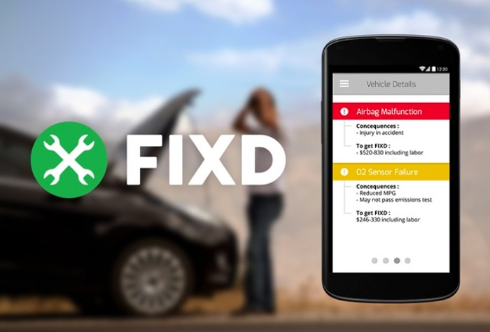 Fixd App for cars5