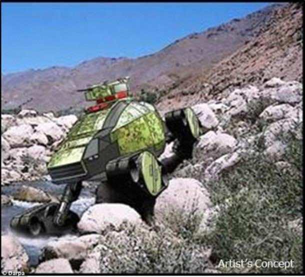 GXV-T DARPA4