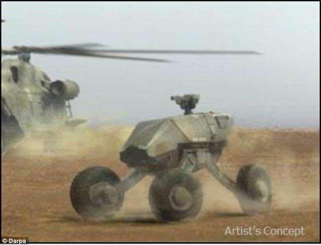 GXV-T DARPA5
