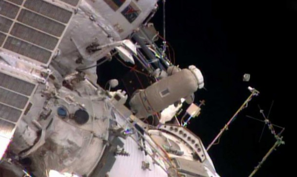 Images From Space – Deploying nano-Satellite