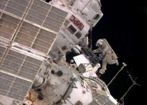 Images From Space – Deploying nano-Satellite2