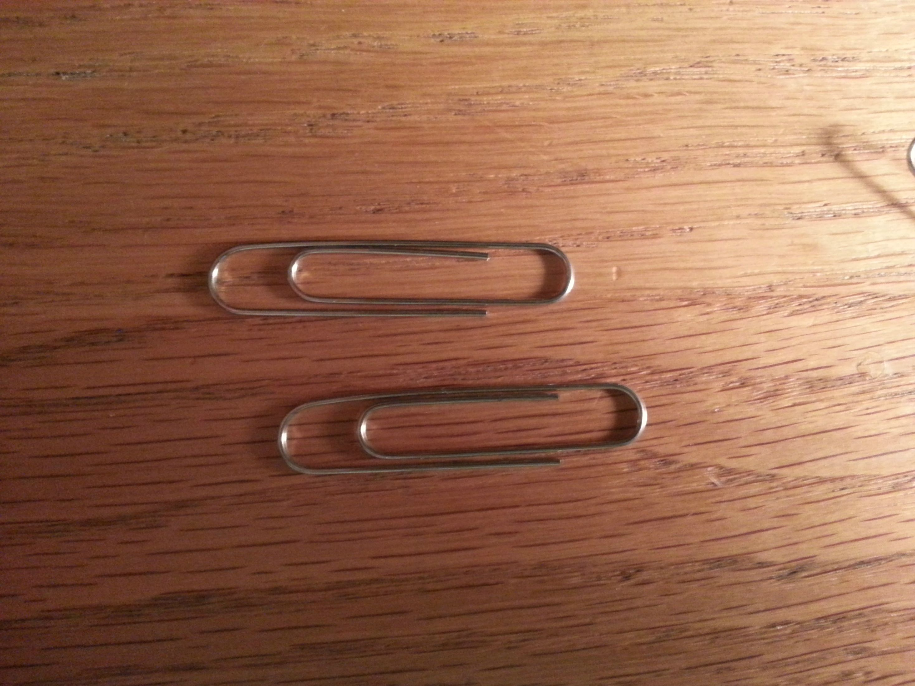 Lock Picking Set from Paperclips3