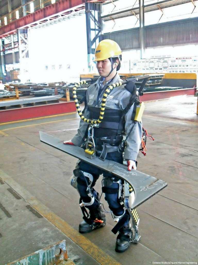 Meet Ship-Robots