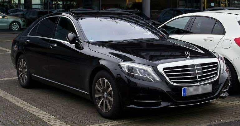 Mercedes Benz S Class4