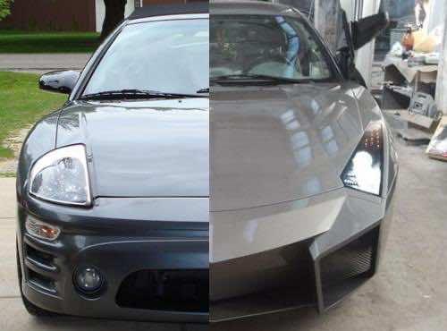 Mitsubishi to Lamborghini